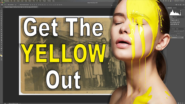 Photoshop Basics: Restore Vintage Photos with These Simple Tips (VIDEO)