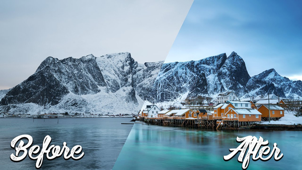 5 Amazing Landscape Photography Tricks in 3 Minutes from Pro Benjamin Jaworskyj (VIDEO)