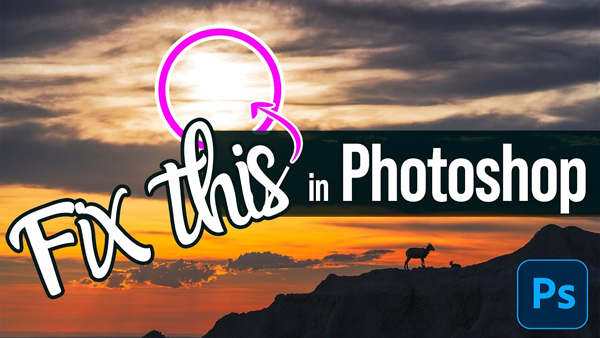 Fix Ugly Blown-Out Highlights in Seconds with 2 Easy Photoshop Tricks (VIDEO)