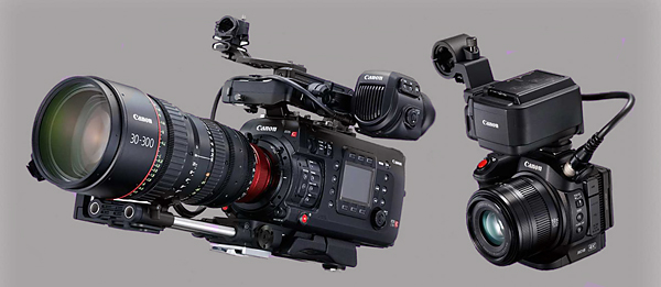 Breaking 4k News From Canon Flagship Cinema Camera Pro