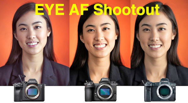 Eye Focus Shootout Between Canon, Nikon & Sony: Who Does it Best? (VIDEO)