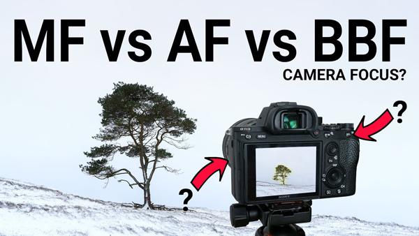 Manual Focus vs Autofocus vs Back Button Focus for Nature Photography: What's Best? (VIDEO)