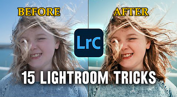 15 Lightroom Tricks to Dramatically Speed Up Your Editing Workflow (VIDEO)