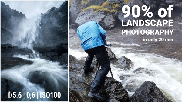 Stunning Landscape Photos Are Just 20 Minutes Away with This Thorough Primer (VIDEO) - OverStockPhoto
