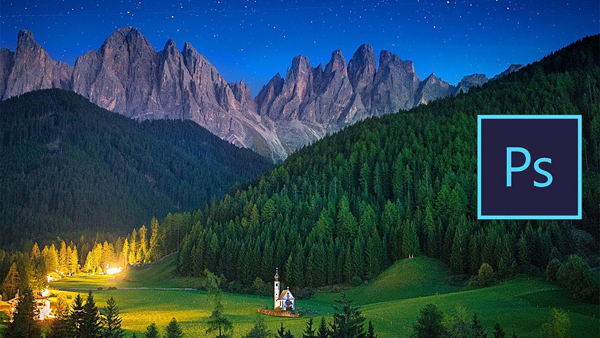Here's How to Create Magical Nighttime Landscape Photos with a Simple Photoshop Trick (VIDEO)