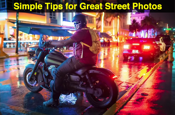 7 Easy Hacks for Better Street Photographs (VIDEO)