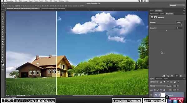 Watch This Photoshop Tutorial and Learn How to Give Your Images Vibrant Natural Colors (VIDEO)