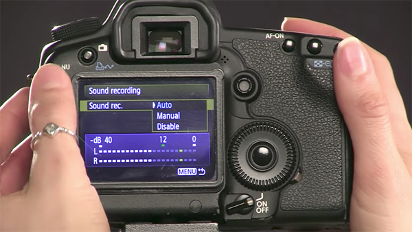 Introduction to Shooting Video: How to Set Up Your DSLR for the First Time (VIDEO)