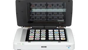 The Plustek OpticFilm 7200i 35mm Film Scanner
