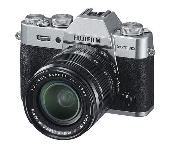 Fujifilm Launches New X-T30 Mirrorless Camera and Fujinon XF 16mm F2.8 Lens
