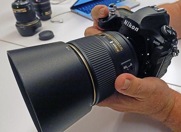 Nikon Unveils 45 7MP Nikon D850: Full Frame DSLR with Speed
