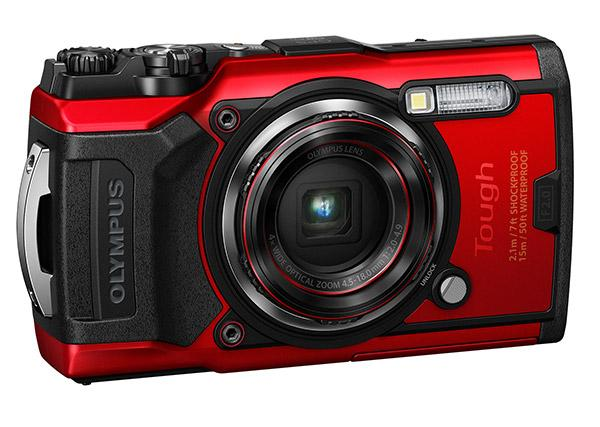 Olympus Intros Tough TG-6 Underwater Compact Camera