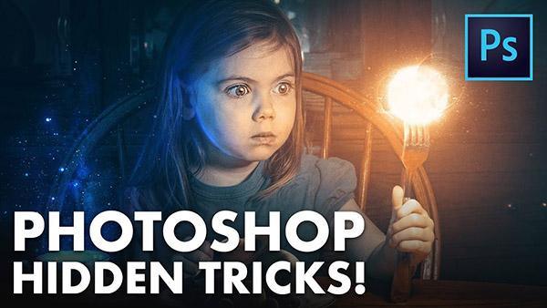 10 Hidden Photoshop Tricks You Should Know About (VIDEO)