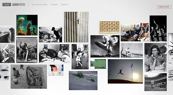"Must See: Explore Time's Interactive ""100 Most Influential Images of All Time"" Online Project"