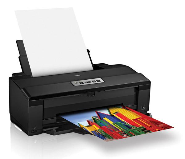 "Test Report Printers: The Epson Artisan 1430 A 13"" Dye"