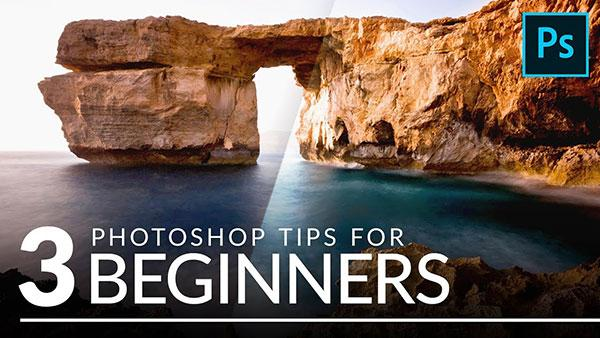 How to Get Started Using Photoshop: 3 Tips for Beginners