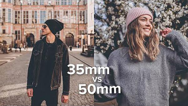 Which Lens Is Better for Travel Photography: 35mm or 50mm? (VIDEO)