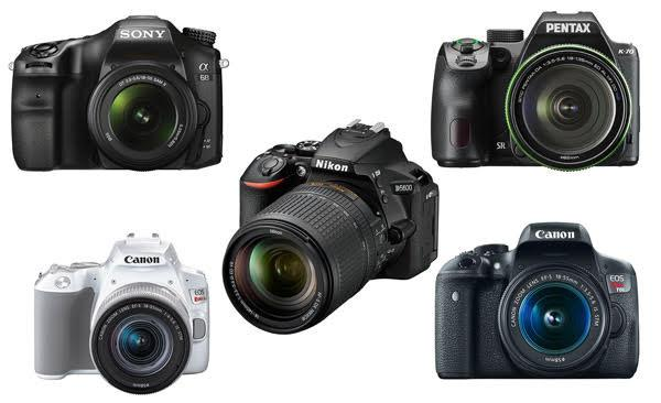 The 5 Best DSLRs with Lenses for $750 Or Less