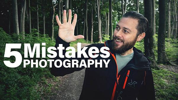 Do You Make These 5 Common Landscape Photography Mistakes? (VIDEO)