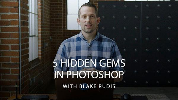 Check Out These 5 Hidden Gems in Adobe Photoshop (VIDEO)