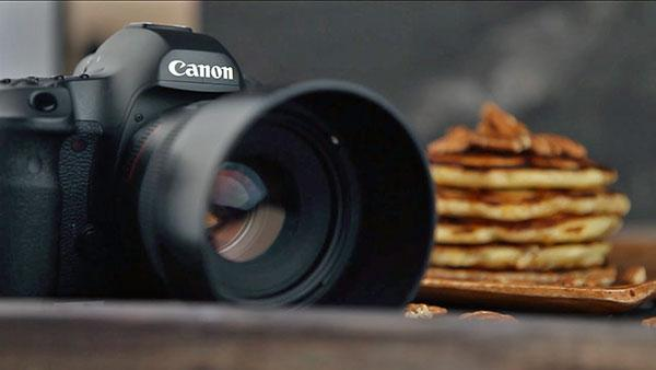 You've Got to See These 6 Mouth-Watering Food Photography Tricks in Just 2 Minutes (VIDEO)