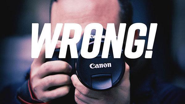 Photo Basics: 7 Ways You Are Using Your Camera WRONG!