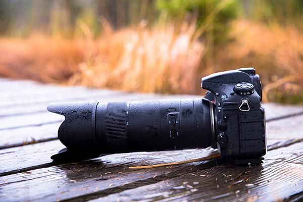 Tamron 70-210mm F/4 Di VC USD Telephoto Zoom Lens Review
