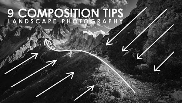 Here Are 9 Great Composition Tips for Better Landscape Photography (VIDEO)