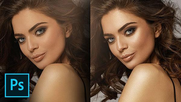 Do Your Portraits Look Flat? Here's How to Give Them Shine & Glamour in Photoshop