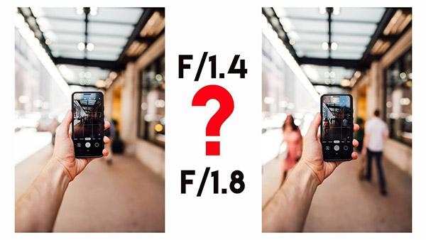 Can You Tell the Difference Between F/1.4 and F/1.8? This Lens Test Video Could Save You Money