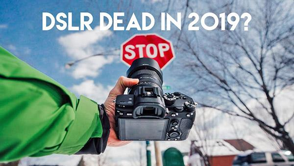 DSLRs vs Mirrorless Cameras: Has the Rise of Mirrorless Cameras Killed the DSLR?