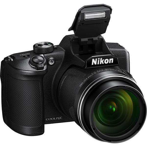 Nikon COOLPIX B600 Superzoom Camera Review