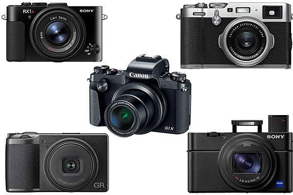 These Are the 5 Best Premium Compact Cameras