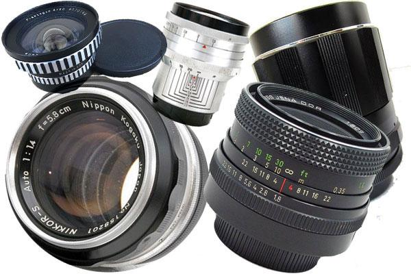 The 10 Best Vintage Slr Lenses To Use On Dslrs Shutterbug