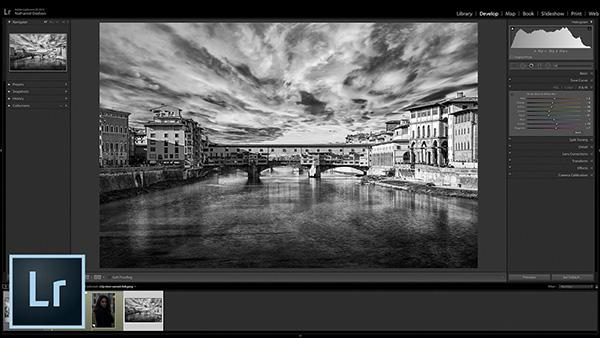 3 easy ways to create killer black and white images using lightroom video