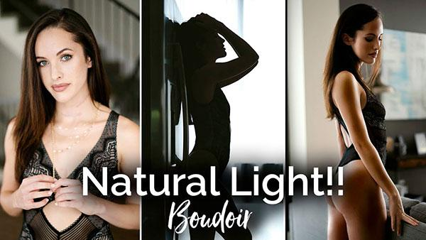 Here Are 3 Ways to Shoot Beautiful Boudoir Photos in Natural Light (VIDEO)