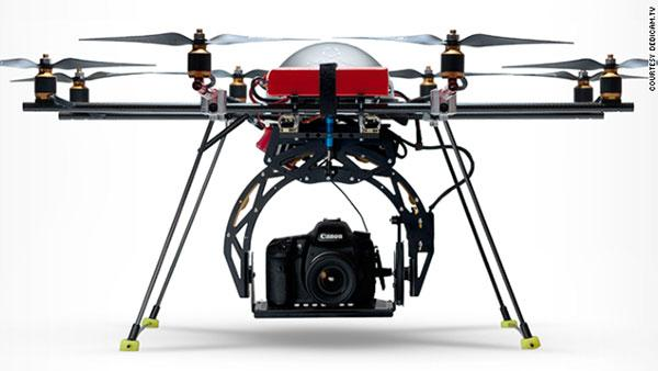 Camera Drone Legality Still Up in the Air As FAA Outlines New ...