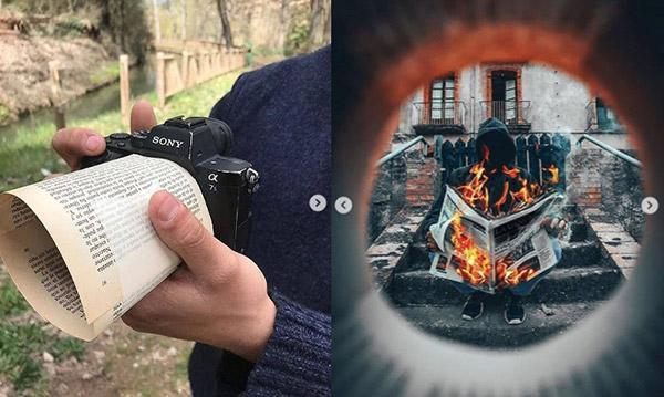 Check Out These Fantastic Photos of Crazy Camera Tricks You Can Do with Everyday Items
