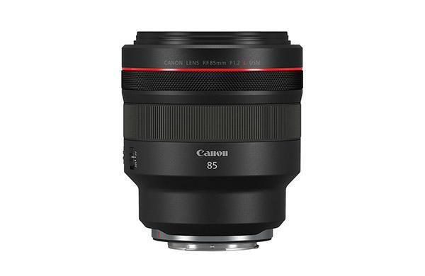 Canon Intros RF 85mm F1.2 L USM Lens Designed for Portrait Photography