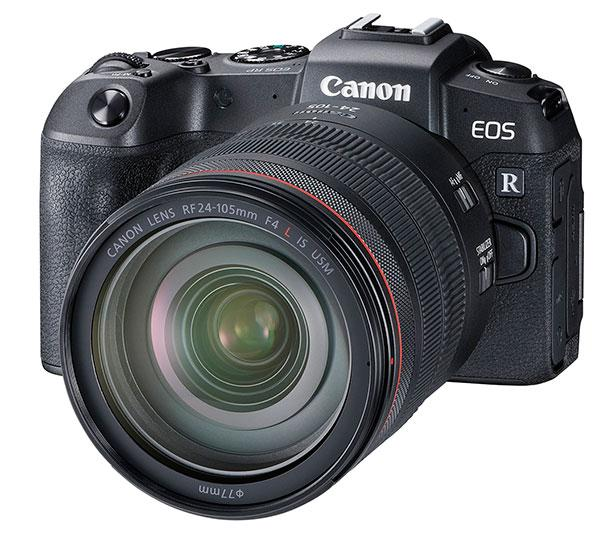 Here Are 15 Photos We Shot with the New Canon EOS RP Mirrorless Camera: Compact, Full Frame, $1.3K