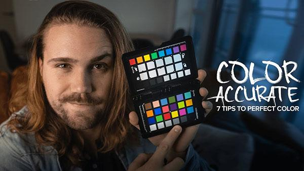 How to Get Accurate Color in Your Photos: 7 Color Management Tips from Chris Hau
