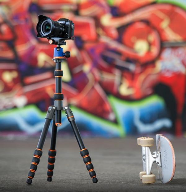 3 Legged Thing Corey Magnesium Alloy Travel Tripod with AirHed Neo Ball Head Review