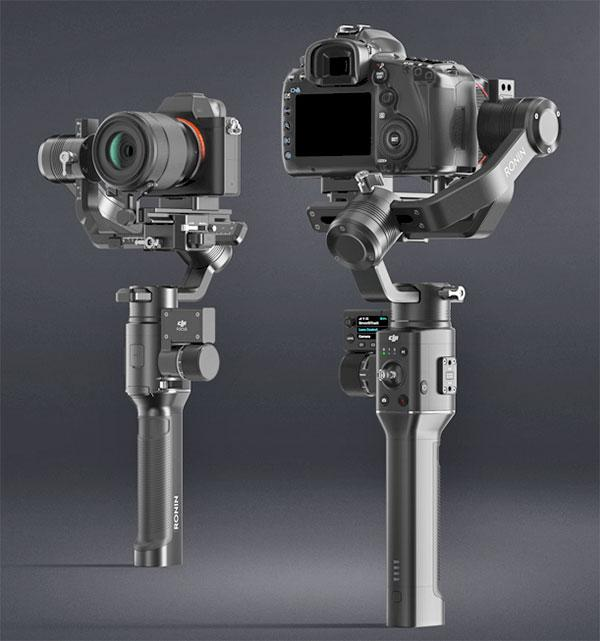 Take a Look at DJI's Sweet New Ronin-S Stabilizer for DSLRs and Mirrorless Cameras (Shutterbug Video)