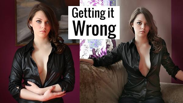 When Poses Go Wrong: The Do's and Don'ts of Model Posing (VIDEO)