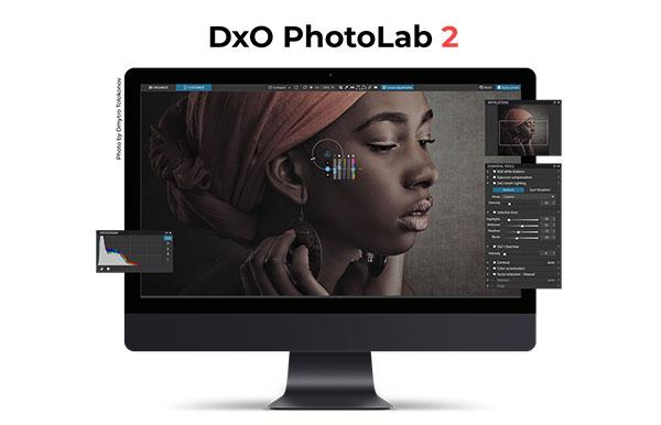 DxO Intros DxO PhotoLab 2 Raw Image Processing & Editing Software with New Features