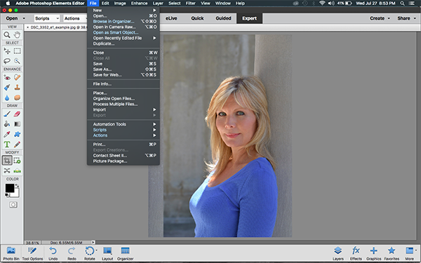 ElementsXXL Plug-In for Photoshop Elements Adds Tons of