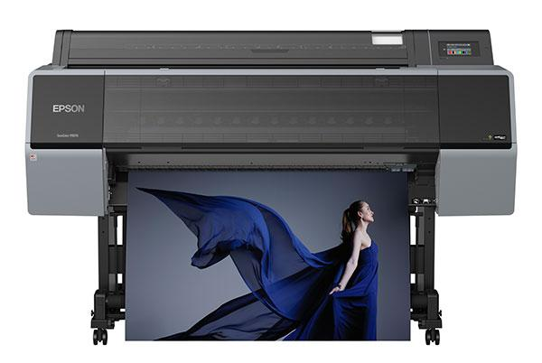 Epson Intros 24-Inch & 44-Inch Photo Printers with 12 Inks: the SureColor P7570 and P9570