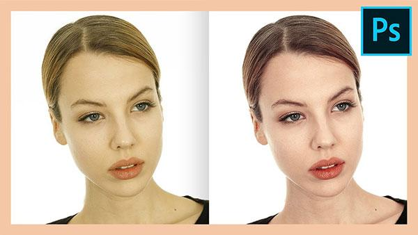 Here's How to Fix Skin Tones in Photoshop in Less than a Minute (VIDEO)