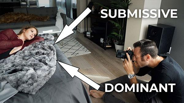 How to Capture Flattering Angles in Boudoir Photography: Shooting Up vs Shooting Down