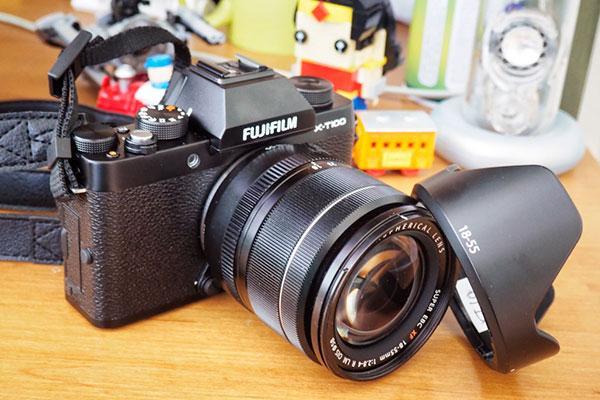 Fujifilm X-T100 Mirrorless Camera Review | Shutterbug